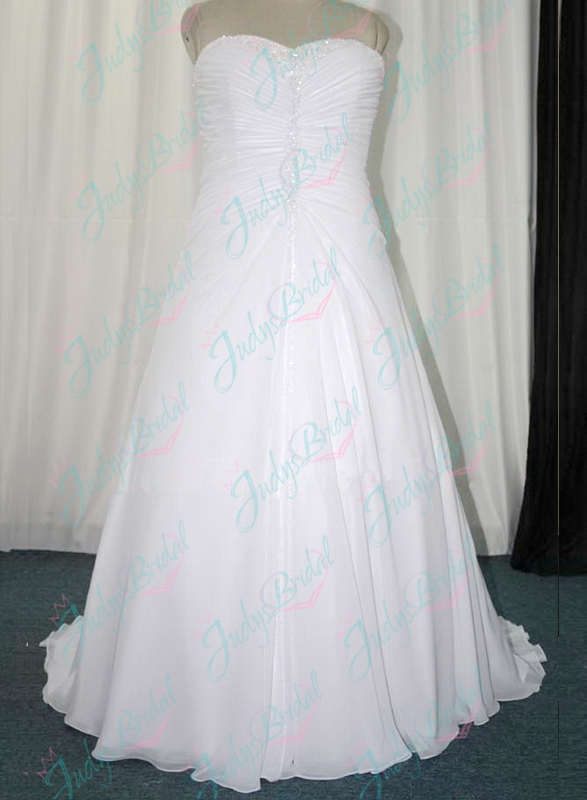 Wholesale Plus Size Wedding Dresses China 59