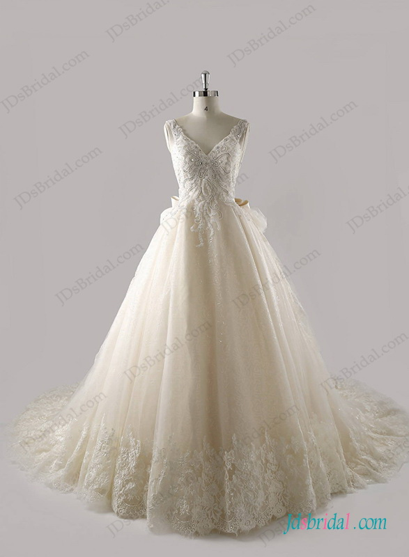 Shop colored wedding dresses and bridal gowns from jdsbridal for Champagne color wedding dresses