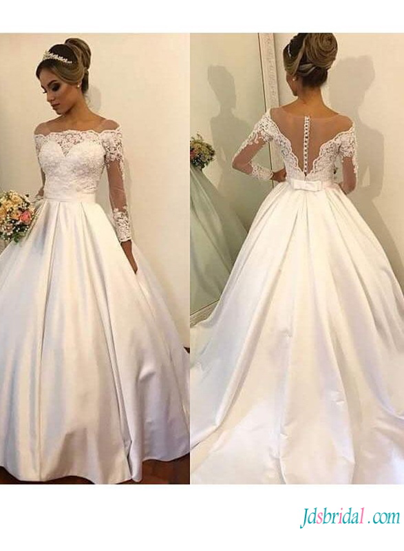 69166aaa224ff Looking for new 2018 best wedding dresses stylish bridal gowns from ...