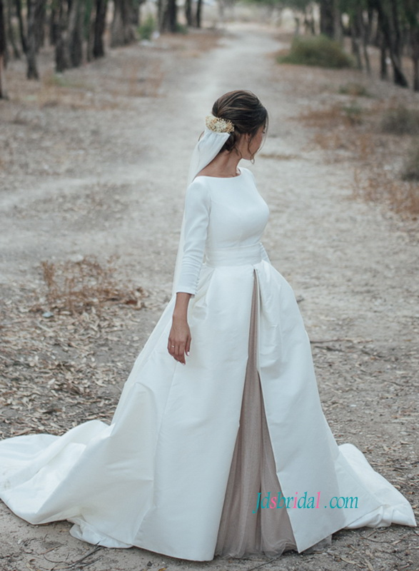 shop colored wedding dresses and bridal gowns from Jdsbridal